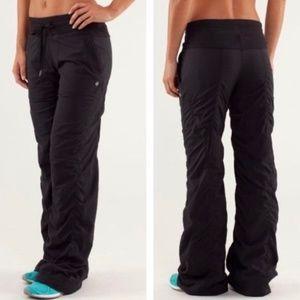lululemon athletica Pants - Lululemon Dance Studio Pant III Lined Black 6
